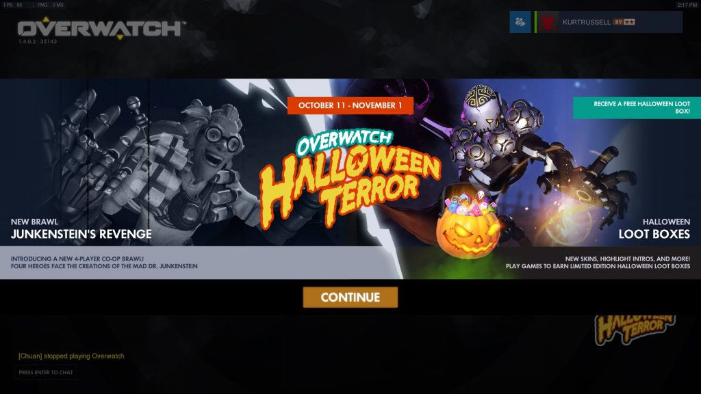 Overwatch's Halloween Update Is Now Live   Gaming on PC